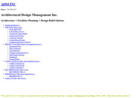 architecturaldesignmanagement.com