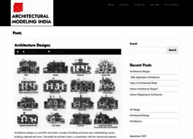 architecturalmodelingindia.com