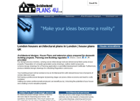 architecturalplans4u.co.uk