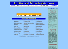 architecturaltechnologists.co.uk