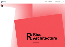 architecture.rice.edu