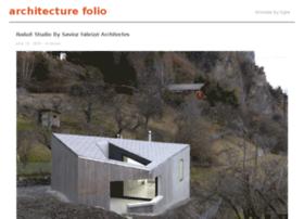 architecturefolio.com