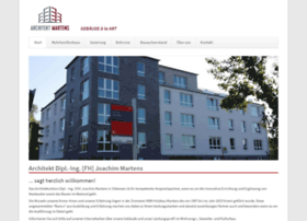 architekt-martens.de
