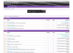 archivalanarchy.freeforums.net