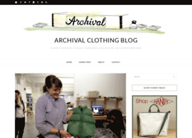 archivalclothing.blogspot.com