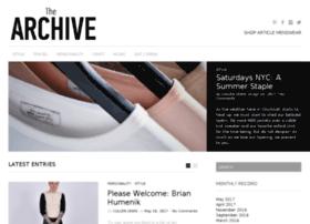 archive.articlemenswear.com