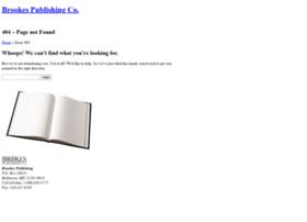 archive.brookespublishing.com