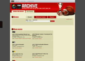 archive.fiba.com