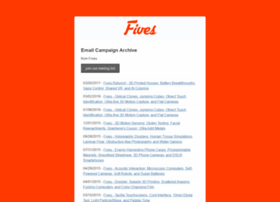Archive.getfives.com