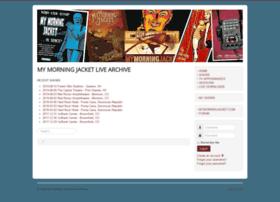 archive.mymorningjacket.com