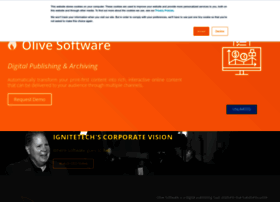 archive.olivesoftware.com