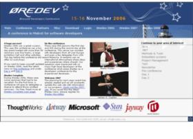 archive.oredev.org