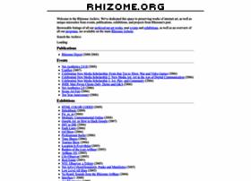 archive.rhizome.org