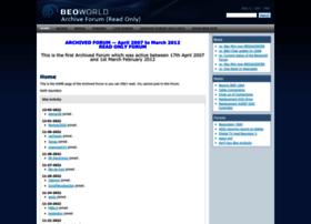 archivedforum.beoworld.org