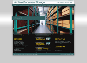 archivedocumentstorage.com
