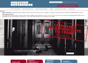 archives-nationales.culture.gouv.fr