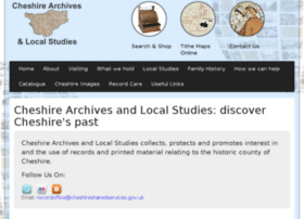 archives.cheshire.gov.uk
