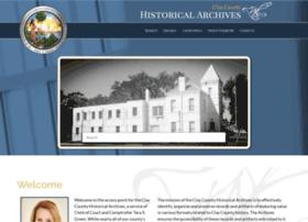 archives.clayclerk.com