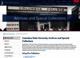 archives.columbusstate.edu