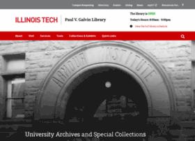 archives.iit.edu