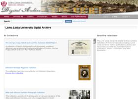 archives.llu.edu