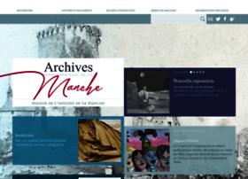 archives.manche.fr