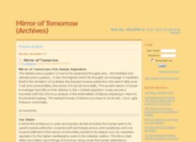 archives.mirroroftomorrow.org