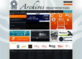 archives.oise.fr