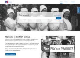 archives.rcn.org.uk