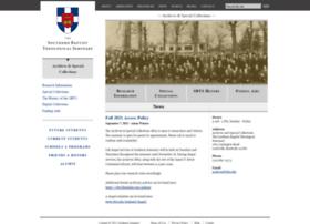 archives.sbts.edu