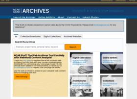 archives.ucar.edu