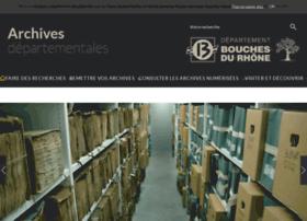Archives13.fr