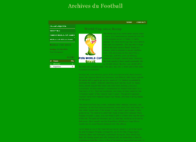 archivesdufootball.com