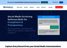 archivesocial.com