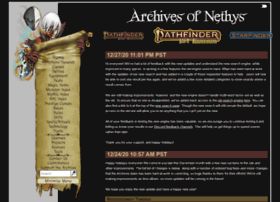 archivesofnethys.com