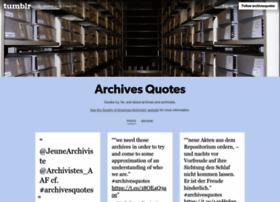 archivesquotes.tumblr.com