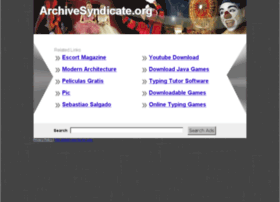 archivesyndicate.org