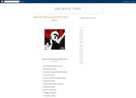 archivethis.blogspot.co.uk