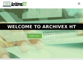 Archivex-ht.com