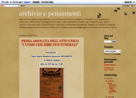 archivioepensamenti.blogspot.it