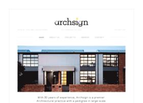 archsign.com.au