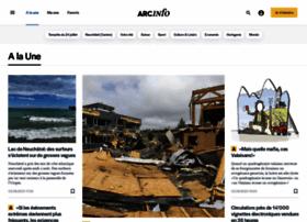 arcinfo.ch