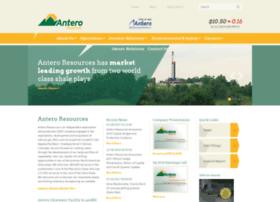 arcnet.anteroresources.com