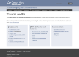 arcs.qmul.ac.uk