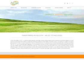 arcsectechnologies.com