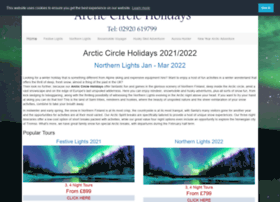arctic-circle-holidays.com