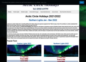 arctic-circle-holidays.com