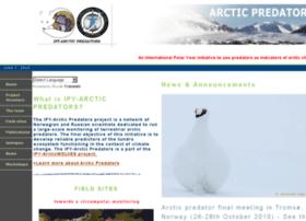 arctic-predators.uit.no