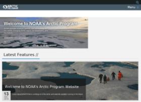 arctic.noaa.gov