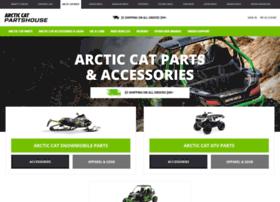 arcticcatpartshouse.com